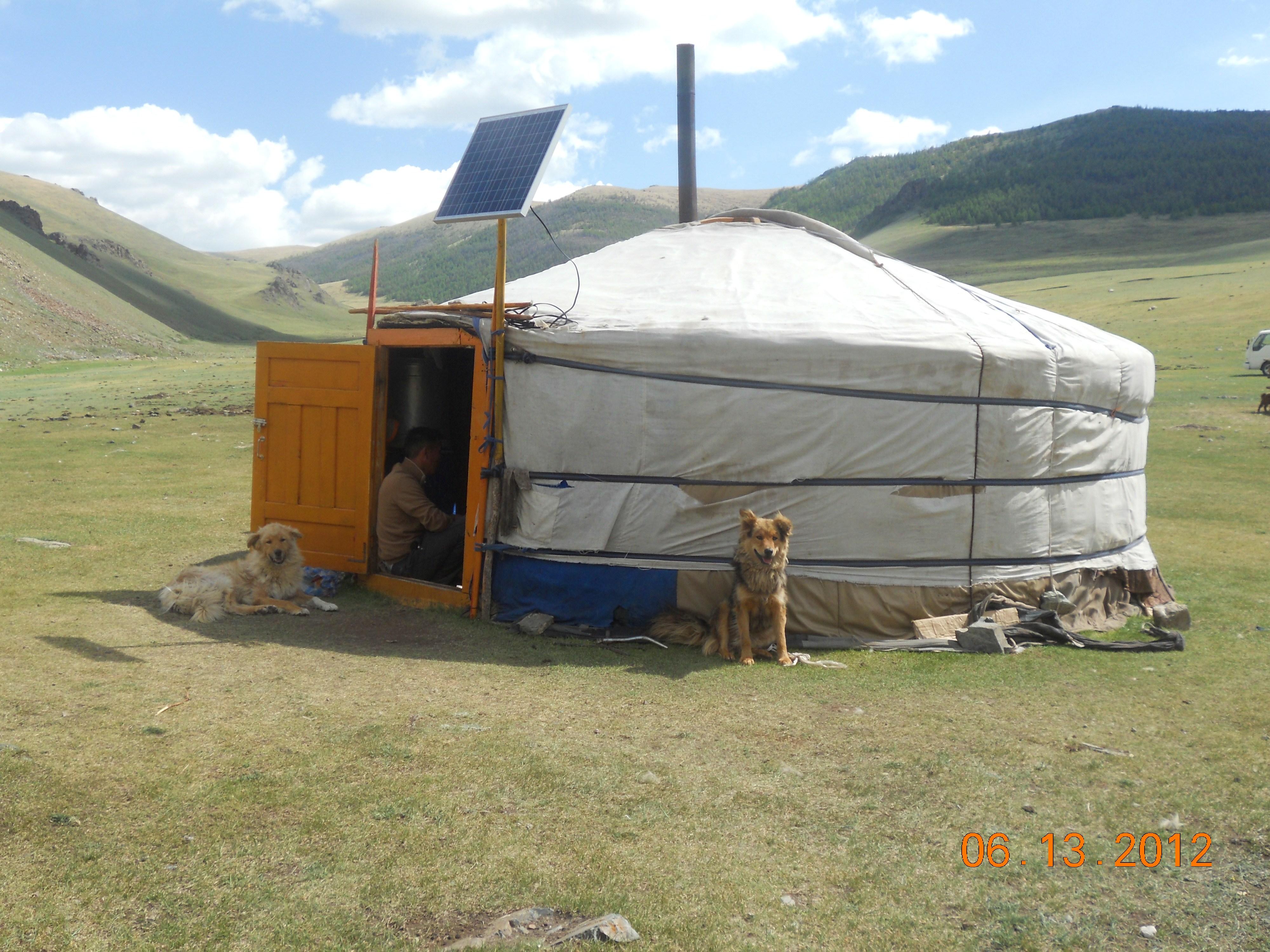 Shelter: Round House