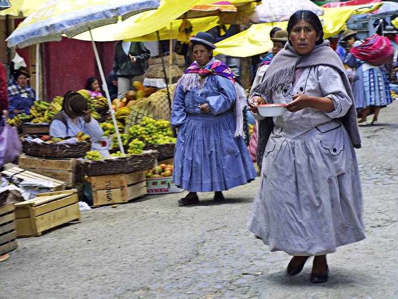 What's Going On In… La Paz, Bolivia
