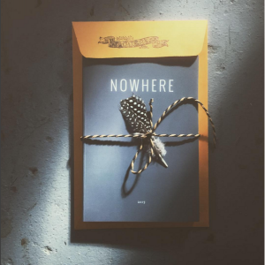 Order the Nowhere Print Annual