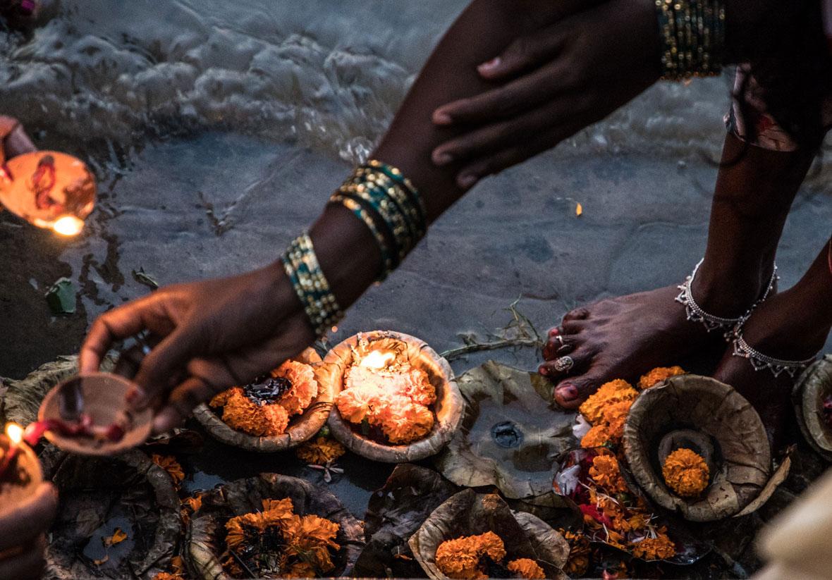Varanasi: City of Life and Death
