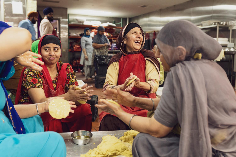 Langar, the Communal Meal